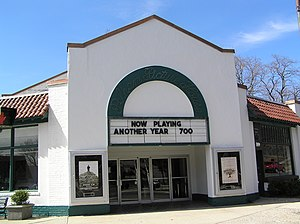 Pelham, New York - The historic Pelham Picture House