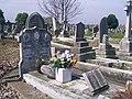 Pellicci memorial, St Patrick's Cemetery, Leytonstone, E11.jpg
