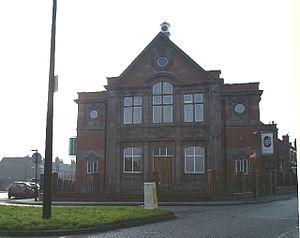 Pemberton, Greater Manchester - Image: Pemberton Carnegie Library