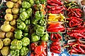 Peppers at Farmers Market - 49968350721.jpg