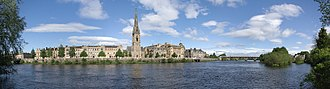 Perth, Scotland - River Tay