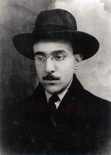 Fernando Pessoa Portuguese poet, writer, literary critic, translator, publisher and philosopher