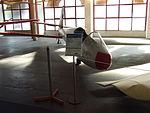 Petőfi Csarnok, Repüléstörténeti kiállítás, Rubik R-22SV Super Futár.JPG