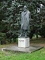 Petřín, Seminářská zahrada, Jan Neruda (01).jpg