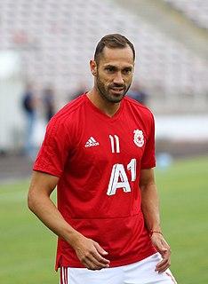 Petar Zanev Bulgarian footballer