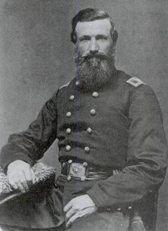 Peter H. Allabach - Col. Peter H. Allabach