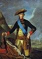 Peter III of Russia by Rokotov (1762, Nizhny Novgorod).jpg