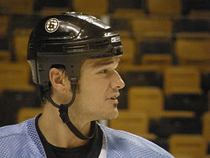 Peter Schaefer (ice hockey) - Image: Peter Schaefer
