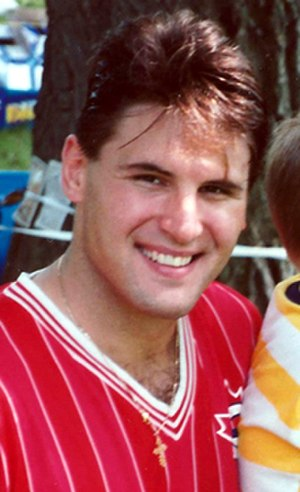Peter Zezel - Zezel in 1992