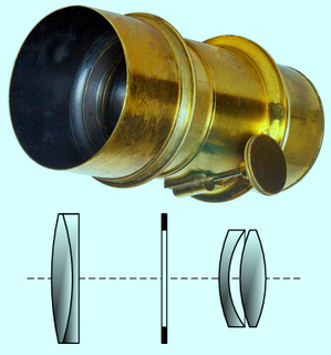 Petzval lens First photographic portrait objective lens in the history of photography