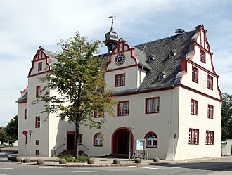 Pfungstadt - Old town hall