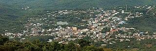 Phước Long, Bình Phước Town in Southeast, Vietnam