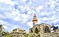 Phare et ruines de l'abbaye de la Pointe Saint-Mathieu (lighthouse) (14659328567).jpg