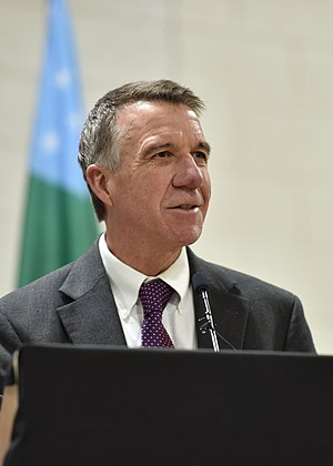 Phil Scott (politician) - Scott in March 2017