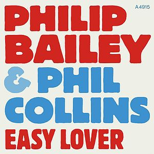 Easy Lover - Image: Philip bailey easy lover duet with phil collins 1985