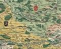 Philipp Apian - Bairische Landtafeln von 1568 - Tafel 09 Eichstätt Ingolstadt.jpg