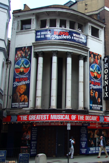 Phoenix Theatre, London West End theatre in London, England