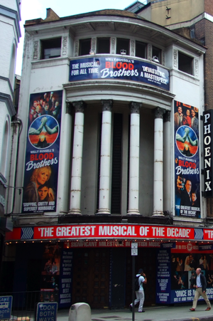 Phoenix Theatre, London - Phoenix Theatre in 2007