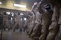 Photo Gallery, Marine recruits breathe easy after gas chamber training on Parris Island 131029-M-PG802-056.jpg