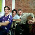 Picardo y sus alumnos.jpg