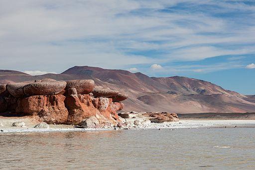 Piedras Rojas, salar de Aguas Calientes, Chile, 2016-02-08, DD 68