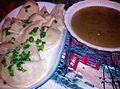 Pierogi and sorrel soup.jpg