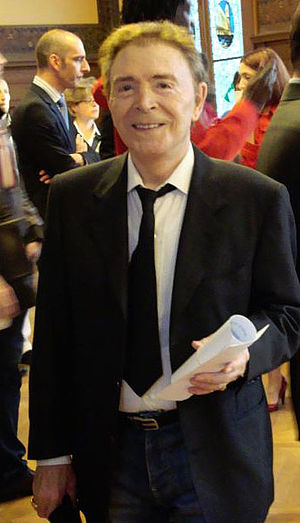 Pierre Guénin - Pierre Guénin in 2012