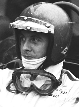 Piers Courage en 1968 au Nürburgring