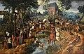Pieter Aertsen (1508of1509-1575) De terugkeer van een Sint-Antoniusbedevaart KMSKB 29-01-2019.JPG
