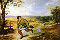 Pieter Brueghel the younger, The Faithless Shepherd. Oil on panel.jpg