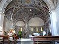 Pieve san Venerio a La Spezia - Migliarina, interno, zona absidale P1010712.jpg