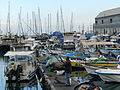 PikiWiki Israel 33726 Jaffa port with a fisherman.jpg