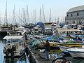 PikiWiki Israel 33726 Jaffa port with a fisherman.jpg