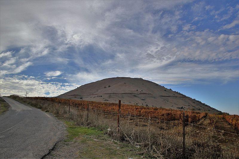הר בנטל ברמת הגולן