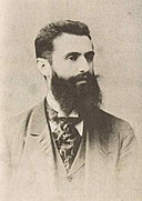 Theodor Herzl: Age & Birthday