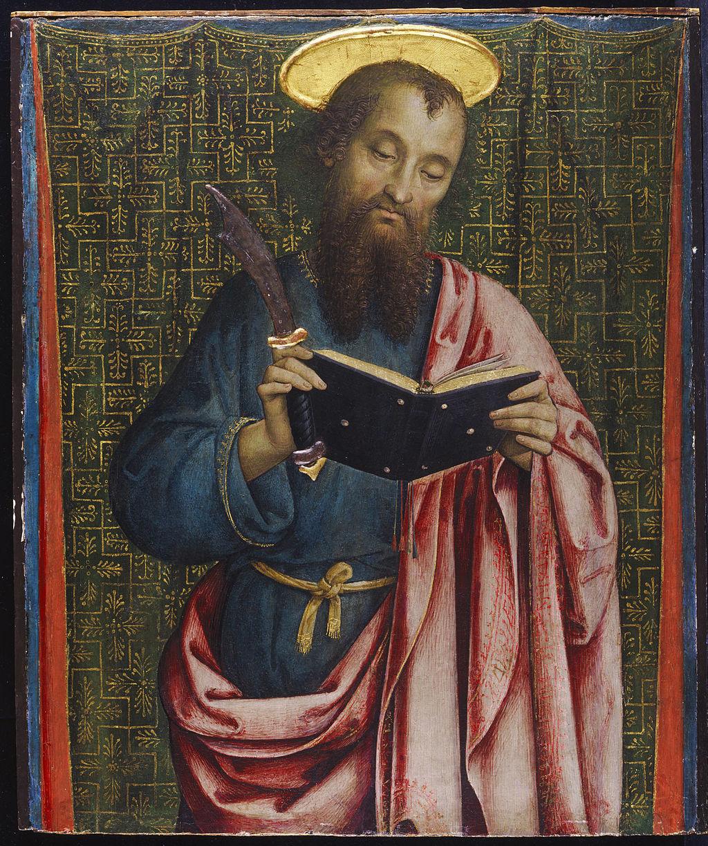 Pinturicchio (Bernardiono Di Betto), Saint Bartholomew, ca. 1497