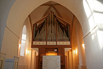 Frederik Magle - The Frobenius-organ in Jørlunde church