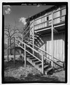 Pisgah National Forest Inn, Blue Ridge Parkway Milepost 408.6, Asheville, Buncombe County, NC HABS NC-356-19.tif