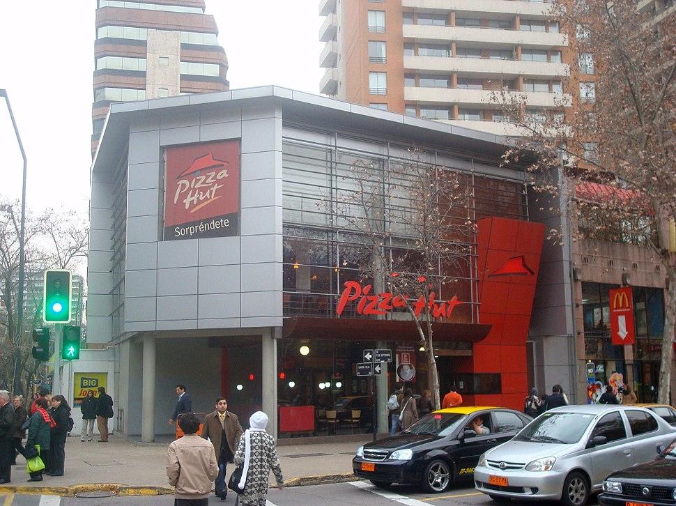 Pizza Hut Guardia Vieja