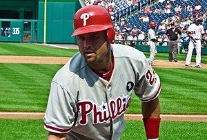 Plácido Polanco - Polanco with the Philadelphia Phillies in 2011