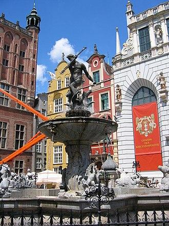 Tricity, Poland - Gdańsk