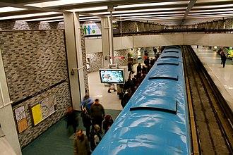 Place-des-Arts station - Image: Place des Arts Metro Station