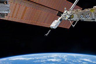Planet Labs - First pair of the 28 Planet Labs satellites launched from the ISS via the NanoRacks CubeSat Deployer (2014)