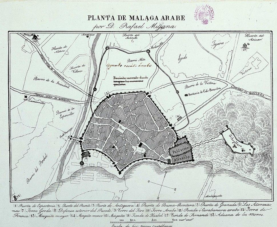 Planta de Málaga árabe.jpeg