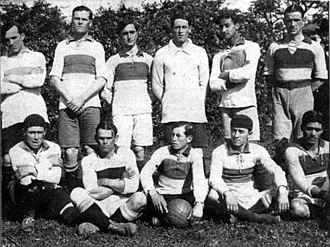 Club Atlético Platense - Platense squad in 1913