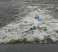 Playing with the White Water - geograph.org.uk - 343512.jpg