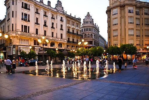 Plaza de las Tendillas 01