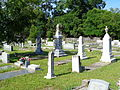 Pleasant Grove Primitive Baptist Church cemetery 4.JPG
