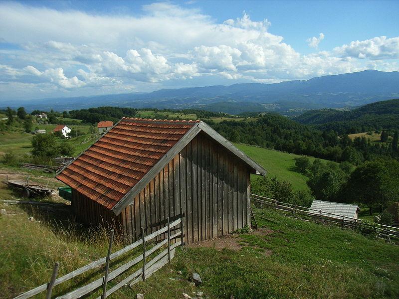 File:Pljevlja Municipality village.JPG