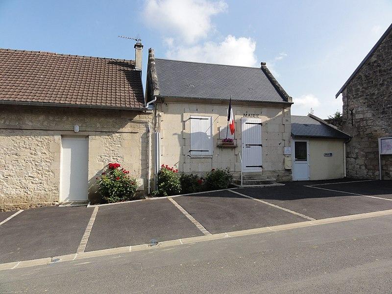 Ploisy (Aisne) mairie